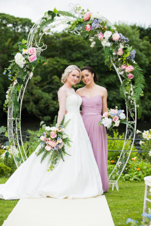 ROSE GARDEN FLOWER COLLECTION