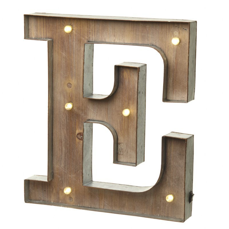 RORY LIGHT UP LETTERS E