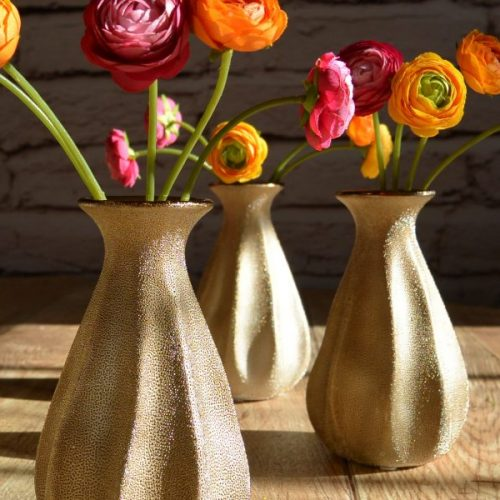 FLOWER CONTAINERS - SMALLER FOR GROUPING