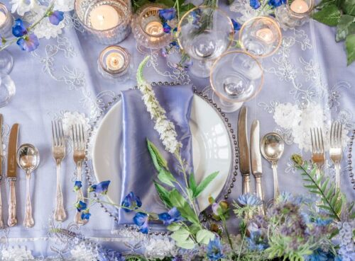LUXE TABLE LINEN