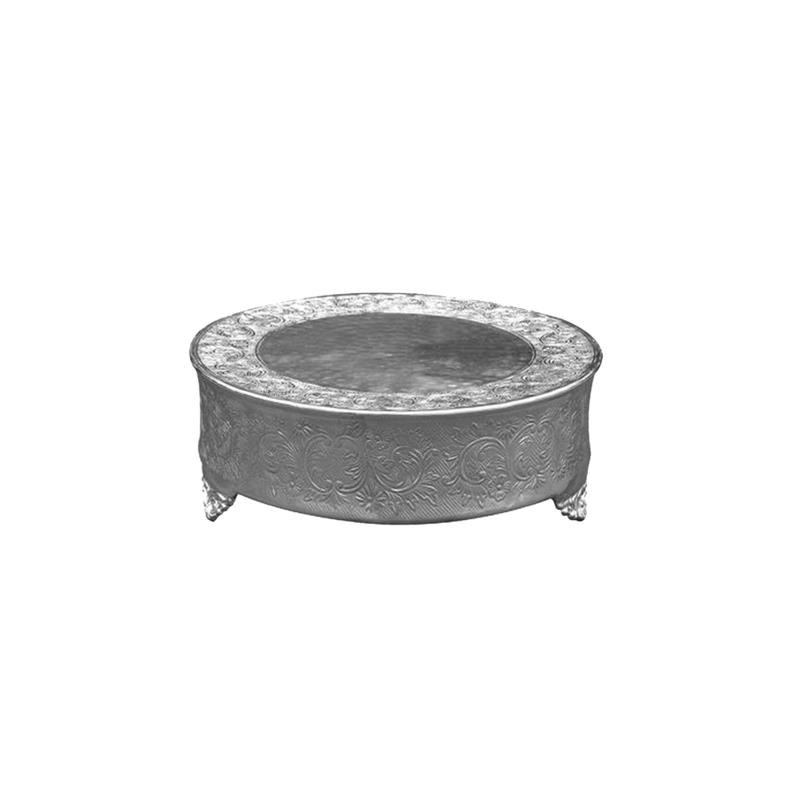 HELMSLEY SILVER CAKE STAND