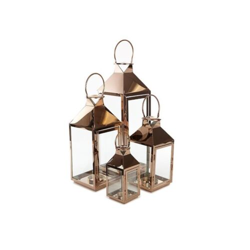MAISIE LARGE COPPER LANTERN