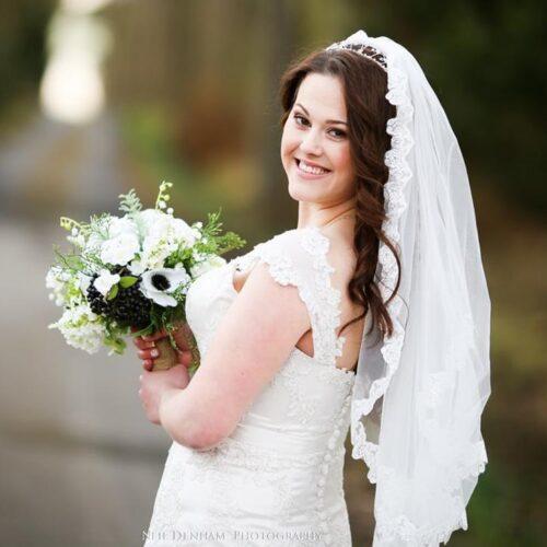 ASPEN MEDIUM BRIDE'S BOUQUET