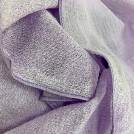 EMMA LILAC TABLE RUNNER