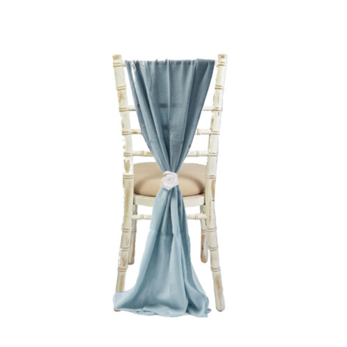EMMA MIST CHAIR DRAPE