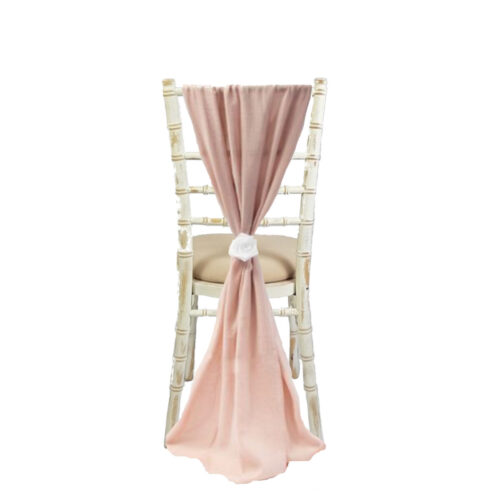 EMMA ROSE CHAIR DRAPE
