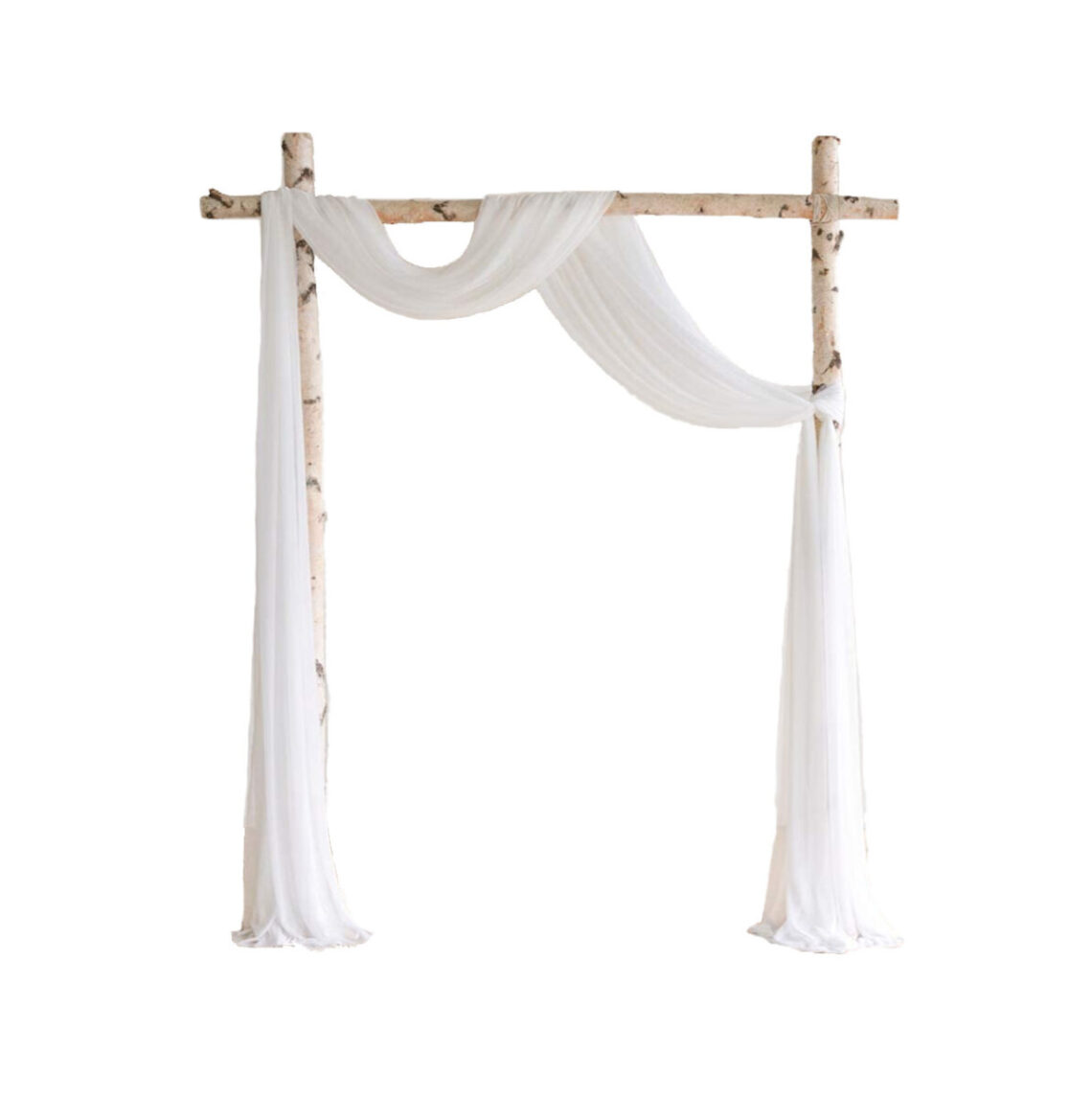 FLOWER ARCH DRAPES