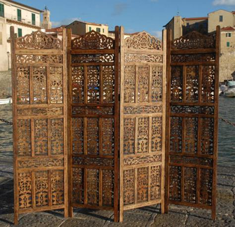 SOUK CARVED SCREEN
